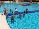 Pédagogie en piscine